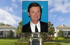 Wayne Gretsky Celeb House for Sale   House: Realtor.com   Wayne: © s_bukley Shutterstock.com
