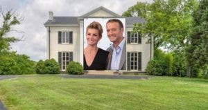 Tim McGraw and Faith Hill | Noam Galai/WireImage/Getty Images; House: Realtor.com
