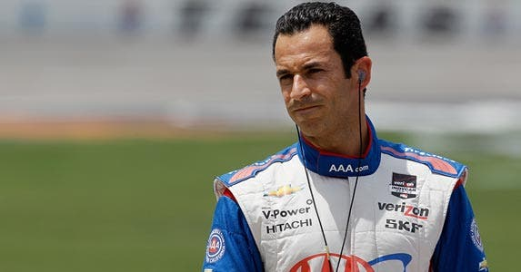 Helio Castroneves | Brian Lawdermilk/Getty Images