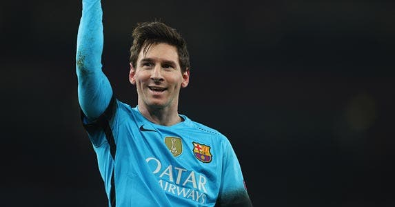 Lionel Messi | Paul Gilham/Getty Images