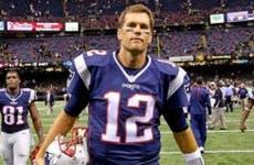 New England Patriots quarterback Tom Brady © USA TODAY SPORTS/Reuters/Corbis