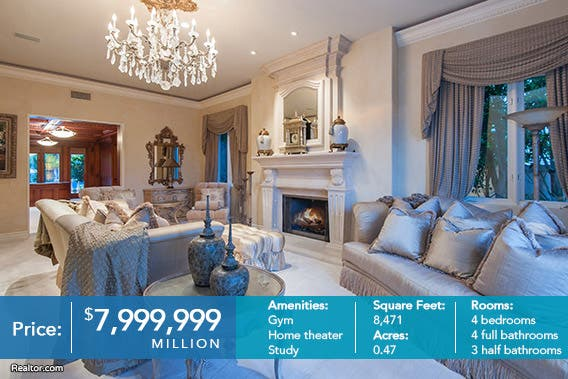 Livingroom & Fireplace   Relator.com