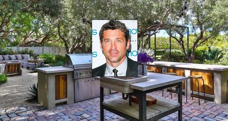 Celebrity House For Sale Patrick Dempsey Bankratecom