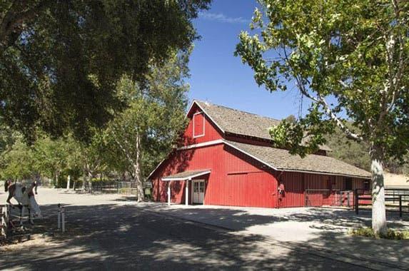 Neverland Ranch for sale © Realtor.com