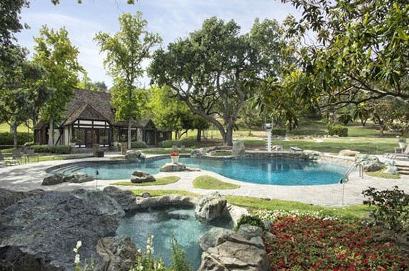 Neverland Ranch for sale © Realtor.com