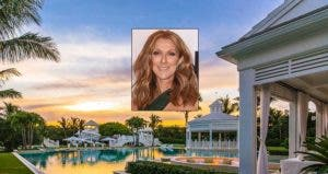 Celine Dion   Steve Granitz/WireImage/Getty Images; House: TopTenRealEstateDeals.com