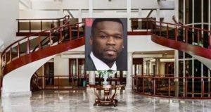 50 Cent © ANDREW KELLY/Reuters/Corbis; House: Realtor.com