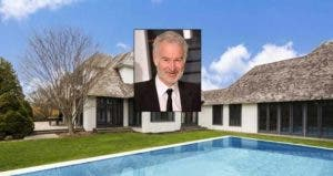 See tennis great John McEnroe's smashing estate  | John McEnroe: Anthony Harvey/Getty Images; House: Realtor.com