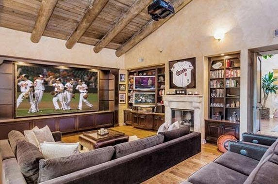 Pop inside the home of 98 Degrees singer | Redfin