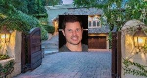 Nick Lachey | Maury Phillips/Getty Images; House: Redfin