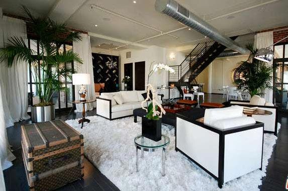 Charlize Theron sold this LA penthouse at a big loss | Redfin