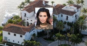 Kim Kardashian | Mike Marshland/Getty; House: The Jills Group at Coldwell Banker