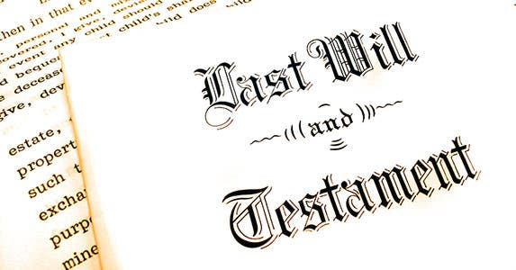 Celebrity estate planning mistakes © Lane V. Erickson/Shutterstock.com