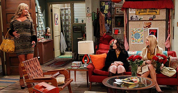 '2 Broke Girls' | Sonja Flemming/CBS; 2013 CBS Broadcasting, Inc. All Rights Reserved.