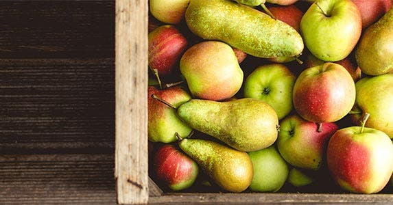 Apples and pears | Michael Möller / EyeEm/Getty Images
