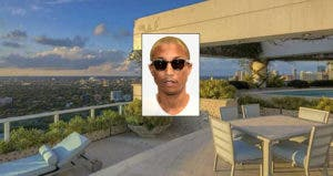 Pharrell sells his Miami condo | Pharell: Theo Wargo/Getty Images; House: Realtor.com