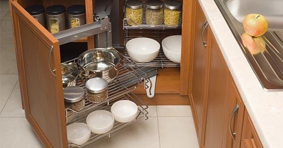 Freshen up cabinets © OmiStudio/Shutterstock.com