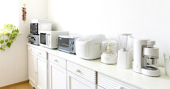 Buy (almost) new appliances © kazoka/Shutterstock.com