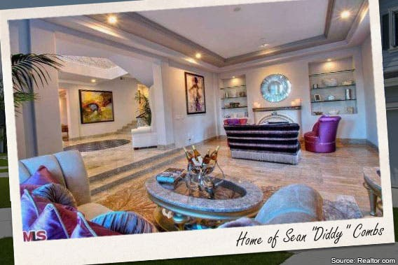Celebrity house for sale: Sean 'Diddy' Combs