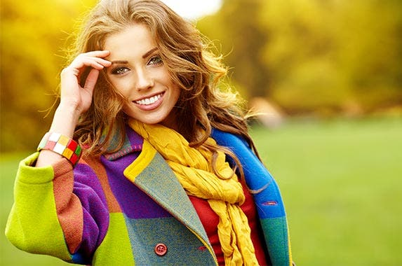 Fall and winter clothes © Zoom Team/Shutterstock.com