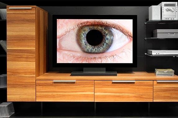Big-screen TVs © Kletr/Shutterstock.com