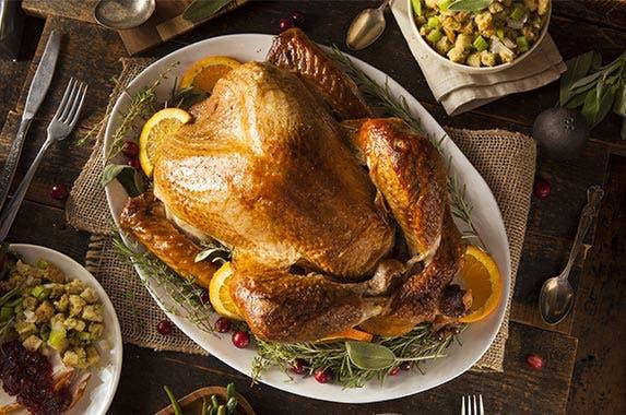 Whole turkeys © Brent Hofacker/Shutterstock.com