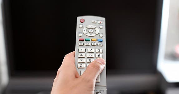 Small electronics and televisions © AlesHostnik/Shutterstock.com