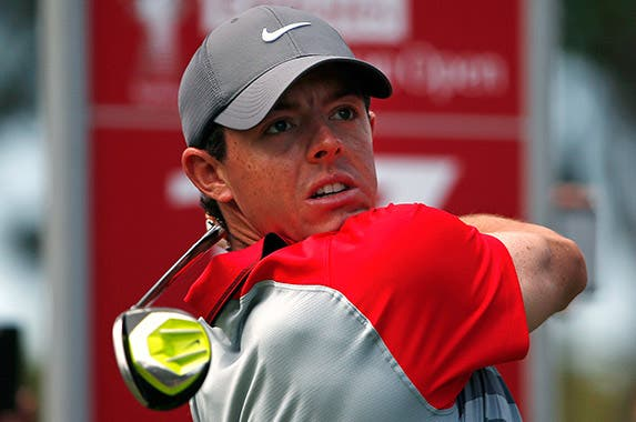 Rory McIlroy © DAVID GRAY/Reuters/Corbis