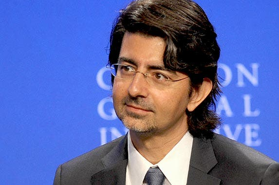 Pierre Omidyar | Sharkpixs/ZUMApress/Newscom