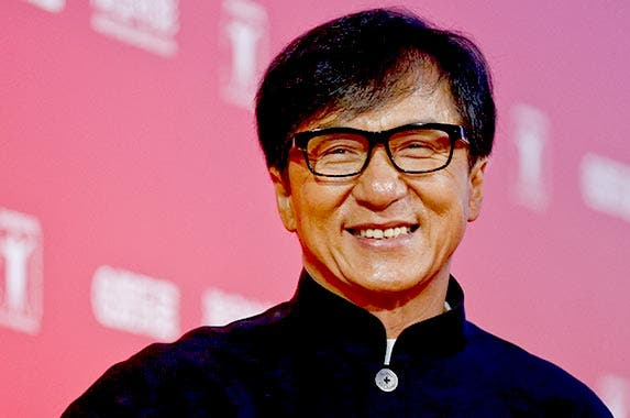 Jackie Chan | ChinaFotoPress/Visual ChinaGroup/Getty Images