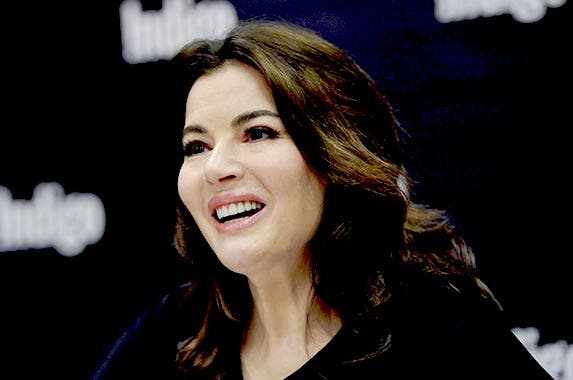 Nigella Lawson | GeorgePimentel/WireImage/Getty Images