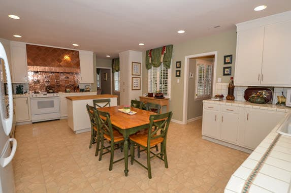 Kitchen | Patricia Burns, Middleburg Real Estate