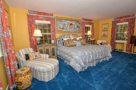 Bedroom | Patricia Burns, Middleburg Real Estate