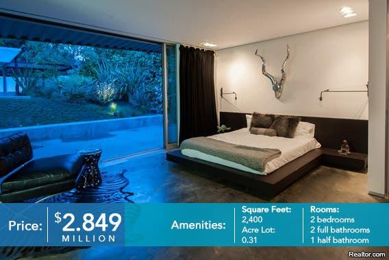 Master bedroom | House: Realtor.com