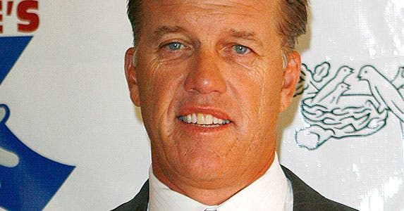 John Elway © Photo by PR Photos