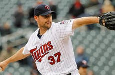 Mike Pelfrey © Ann Heisenfelt/Associated Press