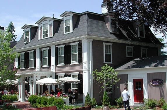 Concord's Colonial Inn Photo courtesy of Concord's Colonial Inn