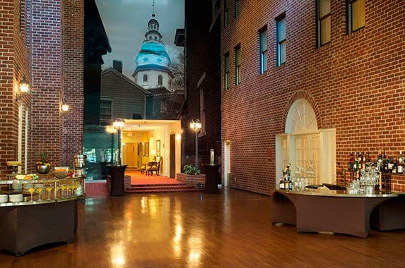 Historic Inns of Annapolis Photo courtesy of Historic Inns of Annapolis