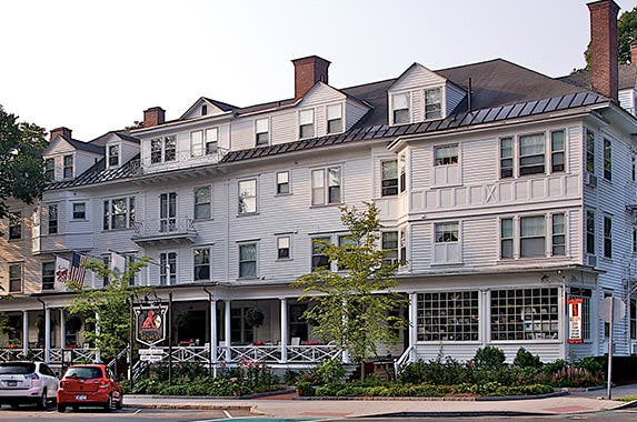 The Red Lion Inn Photo courtesy of The Red Lion Inn