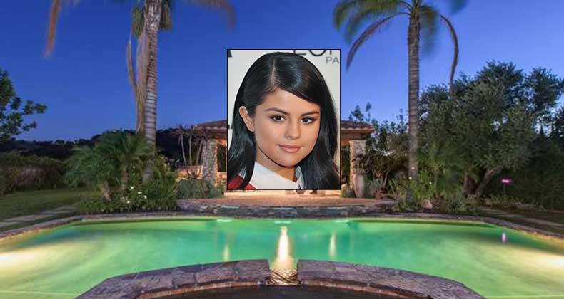 Celebrity House For Sale Selena Gomez S Estate Bankrate Com
