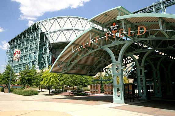 Minute Maid Park (Houston Astros) | iStock.com/sestevens
