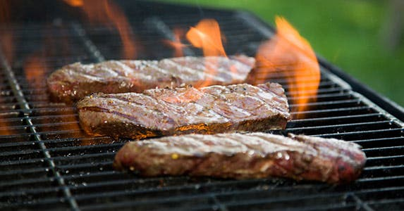 Find good prices on grilling favorites © iStock