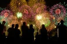 Fireworks © manzrussali/Shutterstock.com