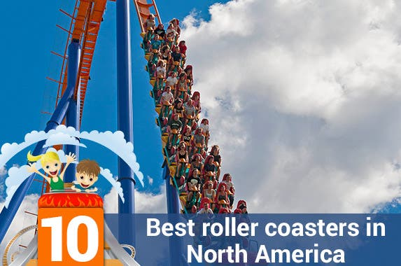 Thrills for your buck | Photo courtesy of Canada's Wonderland