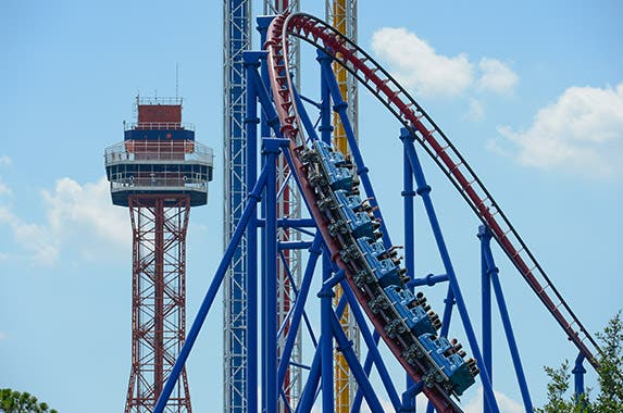 No. 9: Six Flags Over Texas (Arlington, Texas) | Photo courtesy of Six Flags Over Texas