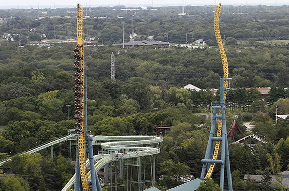 No. 8: Six Flags Great America (Gurnee, Illinois) | Photo courtesy of Six Flags Great America