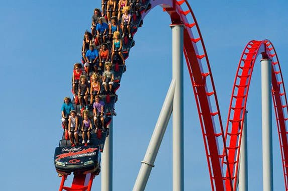 No. 5: Carowinds (Charlotte, North Carolina) | Photo courtesy of Carowinds