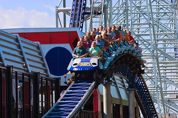 No. 3: Cedar Point (Sandusky, Ohio) | Photo courtesy of Cedar Point