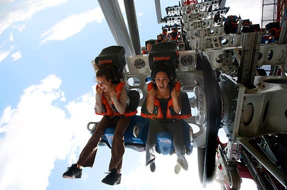 No. 2: Six Flags Magic Mountain (Valencia, California) | Photo courtesy of Six Flags Magic Mountain