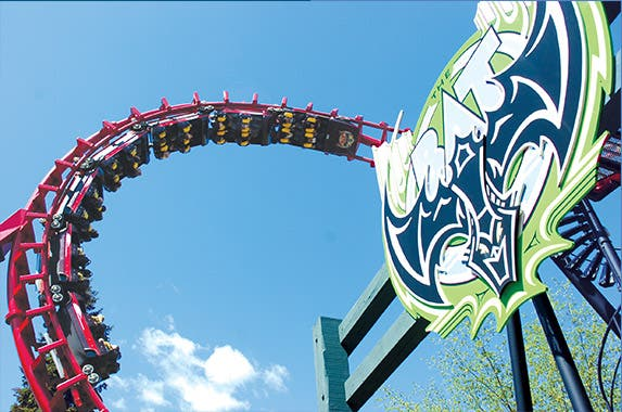 No. 1: Canada's Wonderland (Ontario, Canada) | Photo courtesy of Canada's Wonderland
